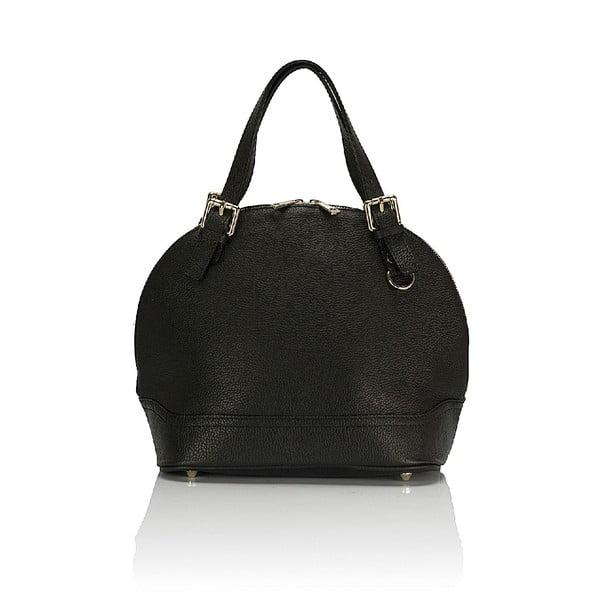 Kožená kabelka Giorgio Costa 15009 Black