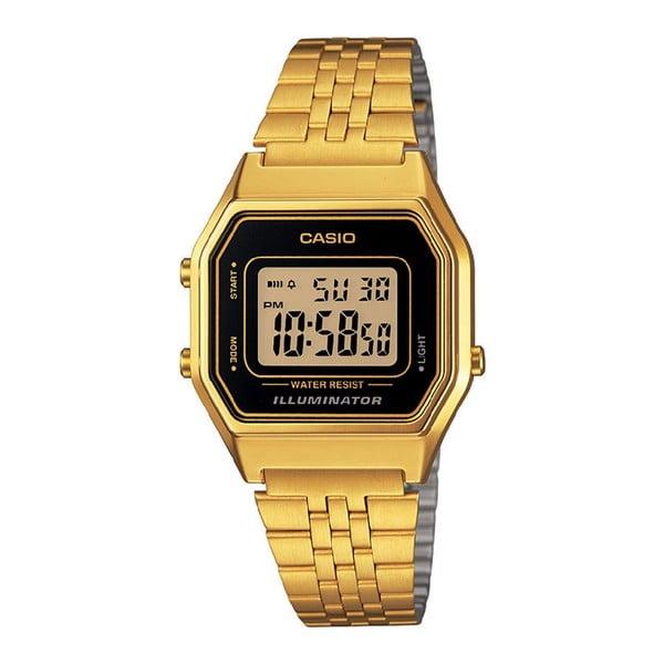 Dámske hodinky Casio Gold/Black