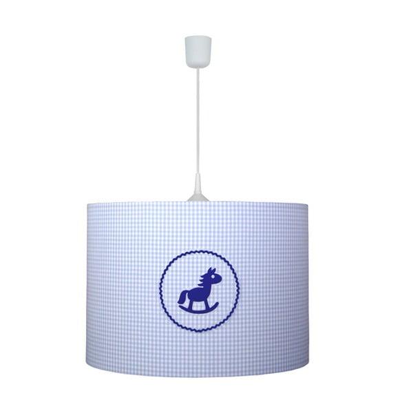 Závesné svietidlo Blue Horse
