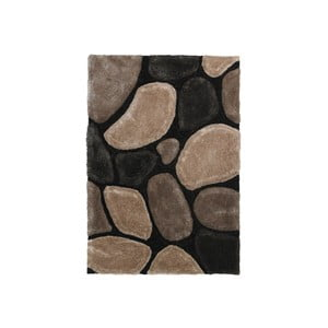 Koberec Noble House Beige Brown, 120x170 cm