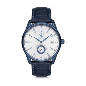 Pánske hodinky s koženým remienkom Santa Barbara Polo & Racquet Club Bobby