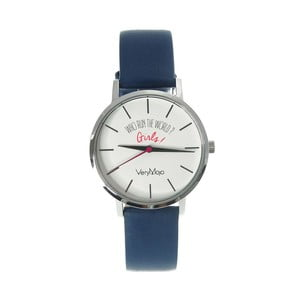 Modré hodinky VeryMojo Girl Power