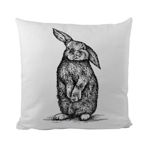 Vankúš Little Rabbit, 50x50 cm