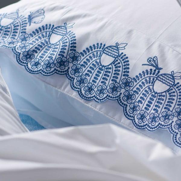 Obliečky Pip Studio Acorn, 240x220 cm, biele