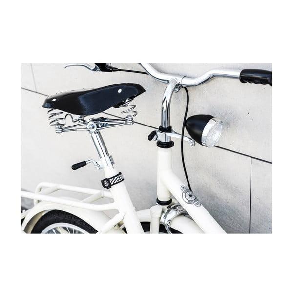 Skladací bicykel Dude Bike Top, čierny