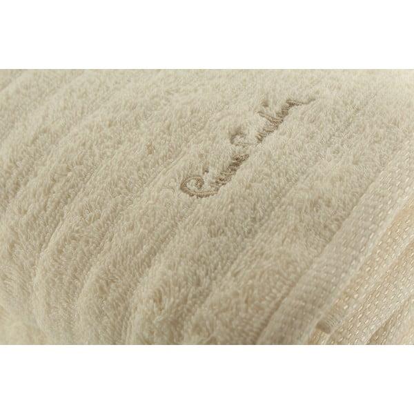 Sada 3 osušiek Pierre Cardin Cream, 50x90 cm
