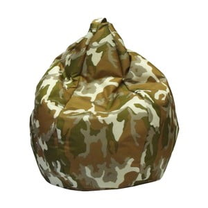 Sedací vak Bean Military
