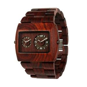 Drevené hodinky Jupiter Brown