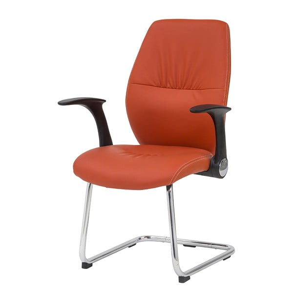 Pracovná stolička Icaro, oranžová