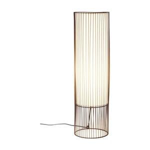 Čierna stojacia lampa Kare Design Capello, výška 70 cm