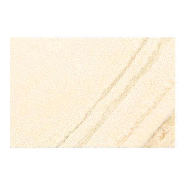 Kúpeľňová predložka US Polo Helena Cream, 60x100 cm