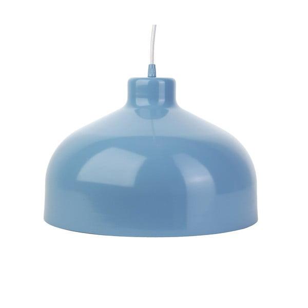 Modré stropné svetlo Loft You B&B, 33 cm
