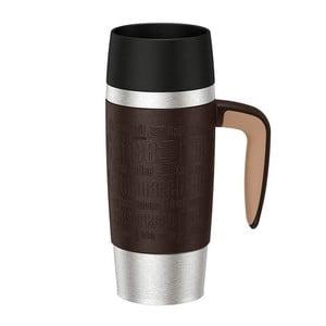 Cestovný termohrnček Mug Handle Brown