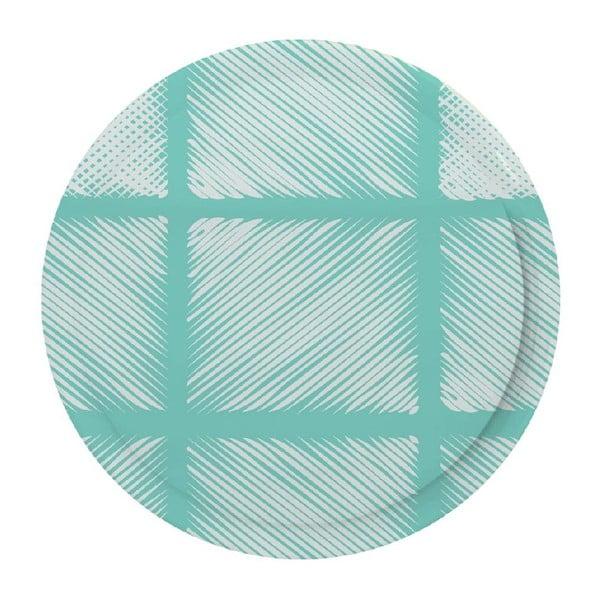 Podnos Pattern Candygreen