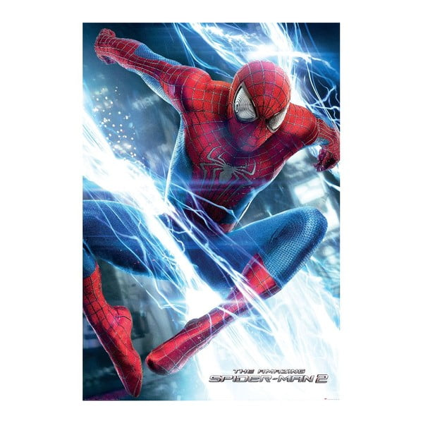 Veľkoformátová tapeta Spiderman Amazing 2, 158x232 cm