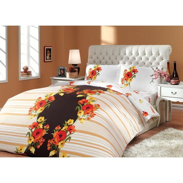 Bavlnené obliečky s plachtou na dvojlôžko Dream, 200 x 220 cm