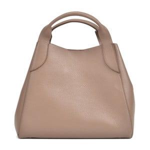 Hnedá kožená kabelka Sofia Cardoni Mardon