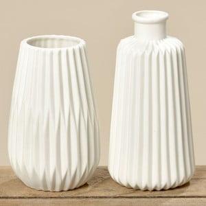 Sada 2 porcelánových váz Boltze Esko