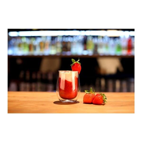 Dvojitý pohár Vialli Design Amo, 200 ml