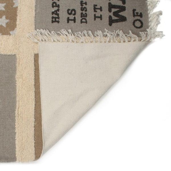Bavlnený koberec Way Of Life, 70x110 cm