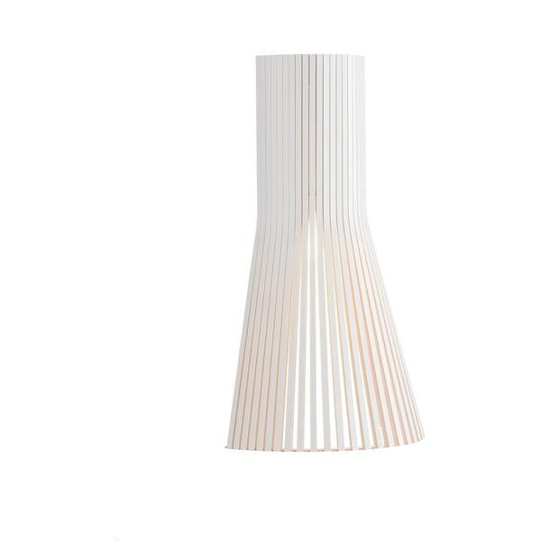 Nástenné svietidlo Secto 4231 White, 45 cm