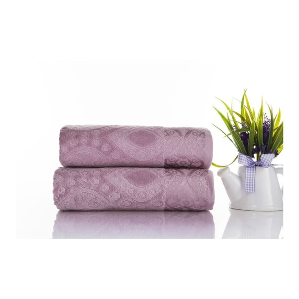 Sada 2ks uterákov Sal Violet, 50x90 cm