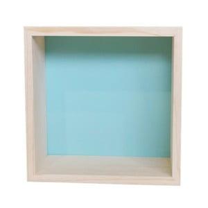 Dekorácia Cubo Nordic Aqua S