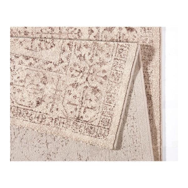 Béžový koberec Schöngeist & Petersen Diamond Details, 133 x 195 cm