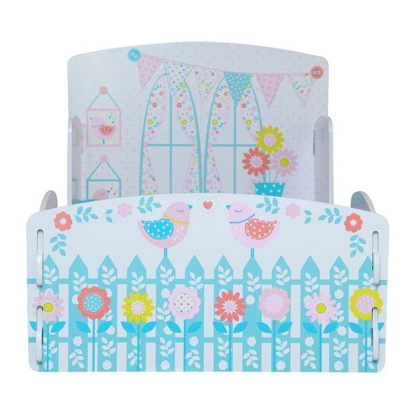 Detská posteľ Country Cottage, 147x78x80 cm
