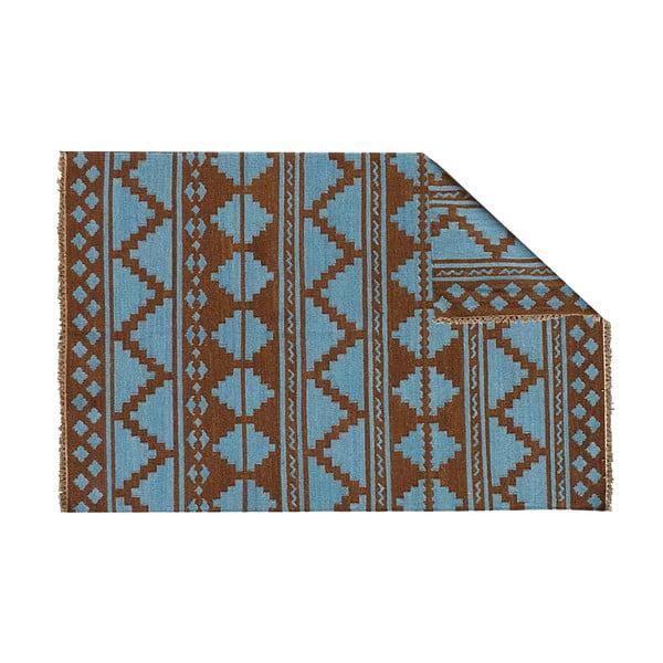 Ručne tkaný koberec Kilim 789, 140x200 cm