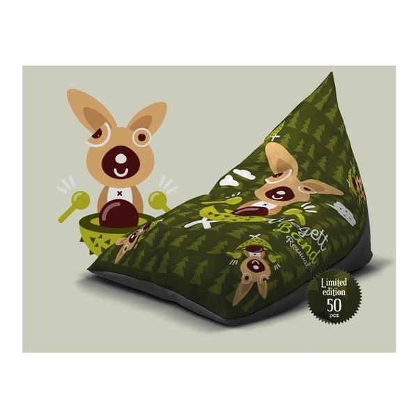 Detský sedací vak Rabbit