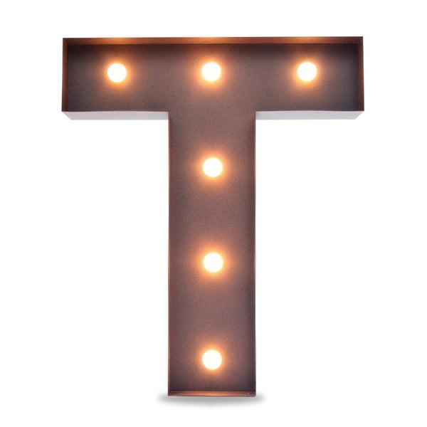 Svetelná LED dekorácia T