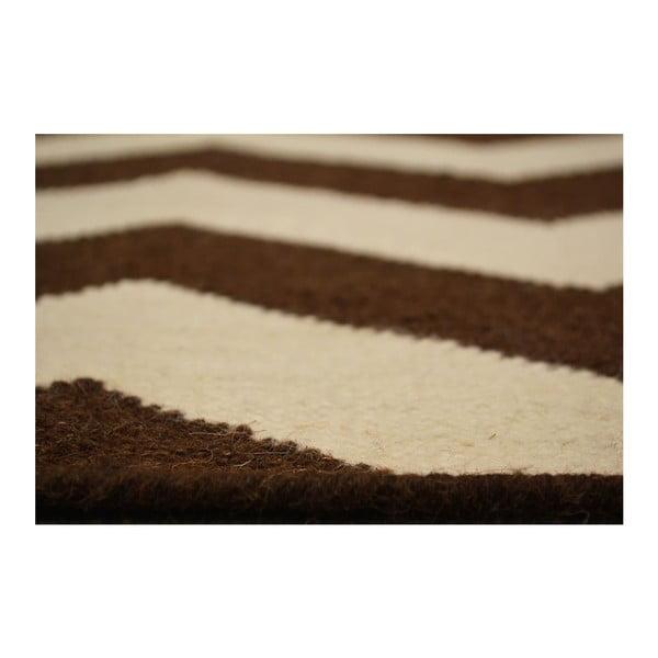 Ručne tkaný koberec Kilim No. 017, 150x240 cm