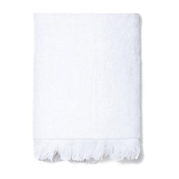 Sada 4 bielych bavlnených uterákov CasaDiBassi Bath, 50x90cm