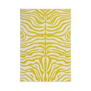 Koberec Kayoom Fusion 830 Yellow, 120 x 170 cm