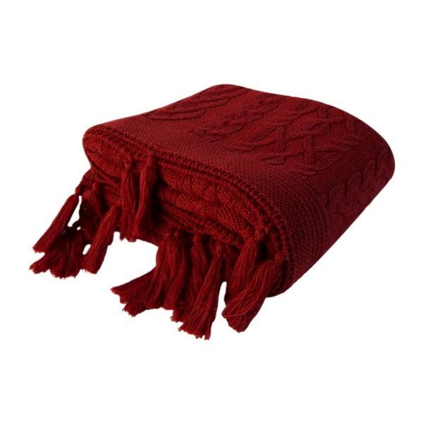 Červená deka Tutu