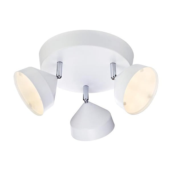 Biele nástenné svetlo Markslöjd Tratt 3