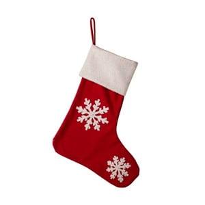 Ponožka na zavesenie Bizzotto Crystal Snow