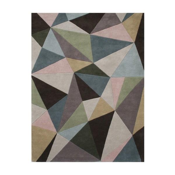 Vlnený koberec Mirina Pastel, 160x230 cm