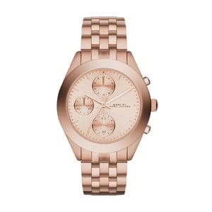 Dámske ružovo-zlaté hodinky Marc Jacobs MBM3394