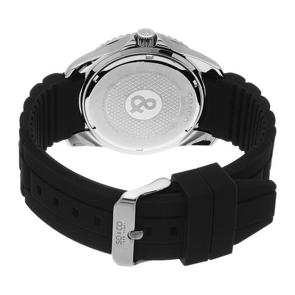 Pánske hodinky Yachting Black