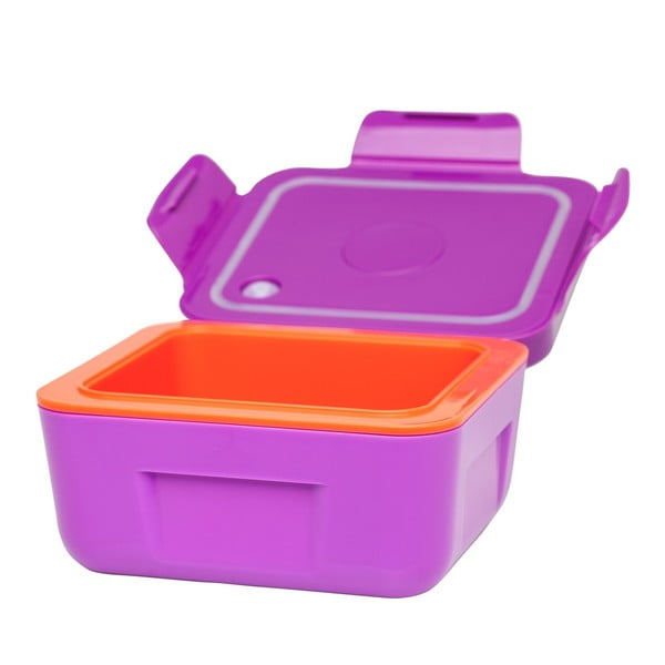 Termobox na jedlo Aladdin 470 ml, fialový