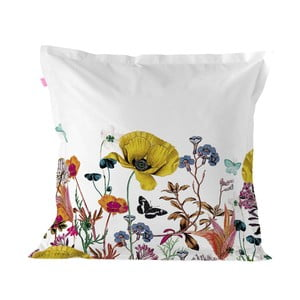 Bavlnená obliečka na vankúš Happy Friday Pillow Cover Birds of Paradise, 60 × 60 cm