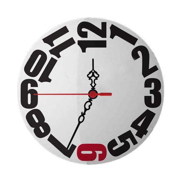 Nástenné hodiny Rebel, 30 cm