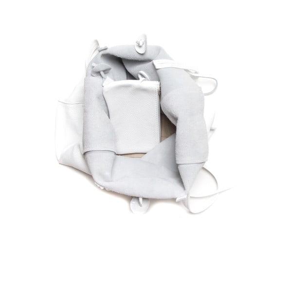 Kabelka Simple Bianco