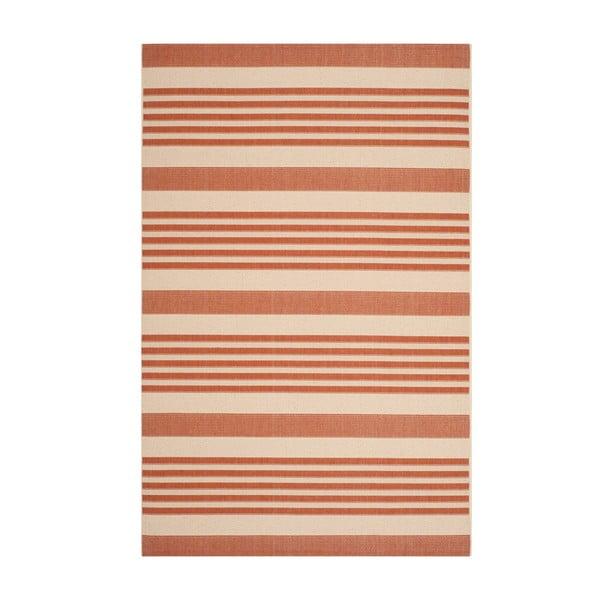 Koberec vhodný aj pre vonkajšie použitie Gemma Orange, 160x231 cm