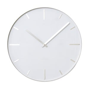 Biele  hodiny Present Time Belt White