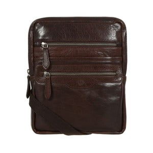Pánska kožená taška Bader Brown