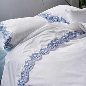 Obliečky Pip Studio Acorn, 155x200 cm, biele