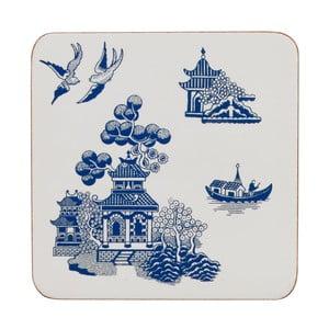 Podložka pod pohár Churchill China Blue Willow